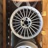 Покраска дисков Мерседес R17