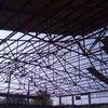 Ферма 36 м двускатная, ферма металлическая, ферма стальная стропильная, связи, прогоны