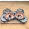 Тормозной барабан 2ПТС4, 2ПТС-6,2ПТС-9