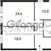 Продается квартира 2-ком 65 м² Довнар-Запольского