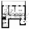 Продается квартира 2-ком 54 м² Руставели Шота