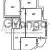 Продается квартира 3-ком 132 м² Расковой Марины