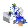 Сушильный комплекс для переработки  отходов