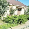 Двух уровневый дом с садом для жизни