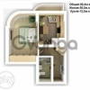 Продается квартира 1-ком 50.4 м² Драгомирова ул., д. 2а