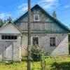 Кирпичный дом с хоз-вом и баней рядом с речкой, 50 соток земли