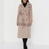 Пальто (артикул  55577799/светло-коричневый) - бежевый, M