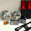 2101 комплект фары,фонари,повороты