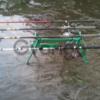 Подставка на 4 удилища, фидерного, поплавочного, донного (+ видео)