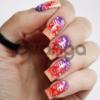 Стемпинг - способ нанесения рисунков на ногти
