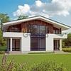 Готовые проекты домов, проектирование коттеджей