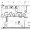 Продается квартира 2-ком 39 м² Невского