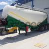 Полуприцепы цементовозы,  новые, Турция