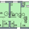 Продается квартира 2-ком 59 м² тернопольская ул.,3