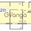 Продается квартира 2-ком 58 м² радужная ул.,51