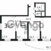 Продается квартира 3-ком 71 м² антонова ул.,1