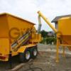 Мобильный бетонный завод Sumab B-15-1200