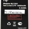 Fly IQ445 (BL7201) 1600mAh Li-ion