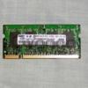 Sodimm Samsung ddr2 / 512MB / 667MHz.