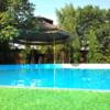 Аренда дома с бассейном посуточно.