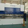 WEK-100т3200 синхронный электрогидравлический гибочный пресс с чпу