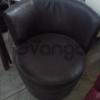 Продам крісло коричневого кольору бу