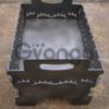 Компактный раскладной мангал