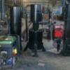 газогенератор на твердом топливе