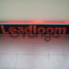 LED-панель «біжучий рядок» 2000х300 мм