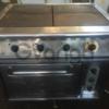 Продается четырехконфорочная плита с духовкой  бу