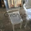 Продам прозрачные стулья бу для кафе