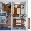 Продается квартира 2-ком 59 м²