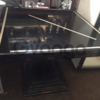 Продаю черные столы бу для кафе, бара, ресторана
