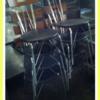 Продам бу стулья. Стулья для кафе бу.