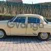 ГАЗ 21 «Волга» 21В 2.5 MT (70 л.с.) 1961 г.