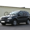 Mercedes-Benz M-klasse 270 2.7d AT (163 л.с.) 4WD 2004 г.