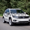 Volkswagen Tiguan 2.0d AT (140 л.с.) 4WD 2012 г.