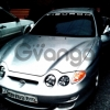 Hyundai Tiburon 2.0 AT (139 л.с.) 2000 г.