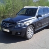 Mercedes-Benz GLK-klasse 220 CDI 2.1d AT (170 л.с.) 4WD 2010 г.
