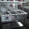 Мармит с открытой подставкой metos BMO S3-1200