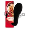 Tacco Luxus Black Aрт.713 (613-16) - стельки кожаные с угольным фильтром оптом.