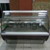 Кондитерская стационарная холодильная витрина бу