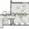 Продается квартира 1-ком 44 м² ул. Кирова, 121