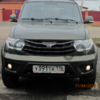 УАЗ Patriot 2.7 MT (128 л.с.) 4WD 2015 г.