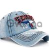 Бейсболка джинсовая Техас