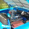 ГАЗ 21 «Волга» 21Л 2.5 MT (75 л.с.) 1963 г.