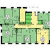 Продается квартира 3-ком 71 м² Карамышевская наб., 36, метро Октябрьское поле