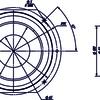 Динамик низкочастотный 5om 180w
