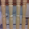 Балясины деревянные из сосны,дуба или ясеня
