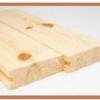 Деревянная доска пола из сосны